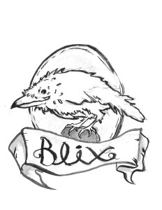 Blix sticker preview