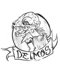 Deimos Sticker Preview