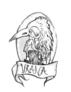 vrana sticker preview